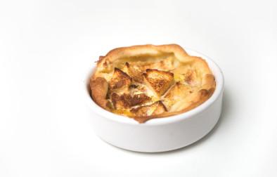 Apple pear tartlets