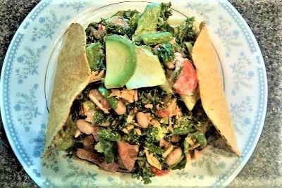 Tostada Salad