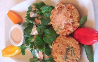 eggless quiche