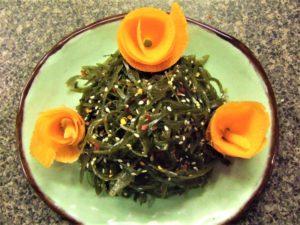 Nutritious Seaweed Salad