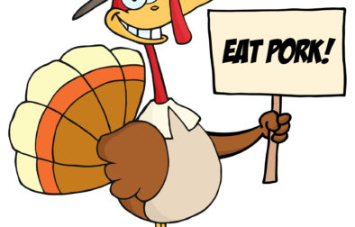 Save a Turkey for Thanksgiving