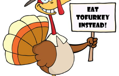 Tofurkey for Thanksgiving