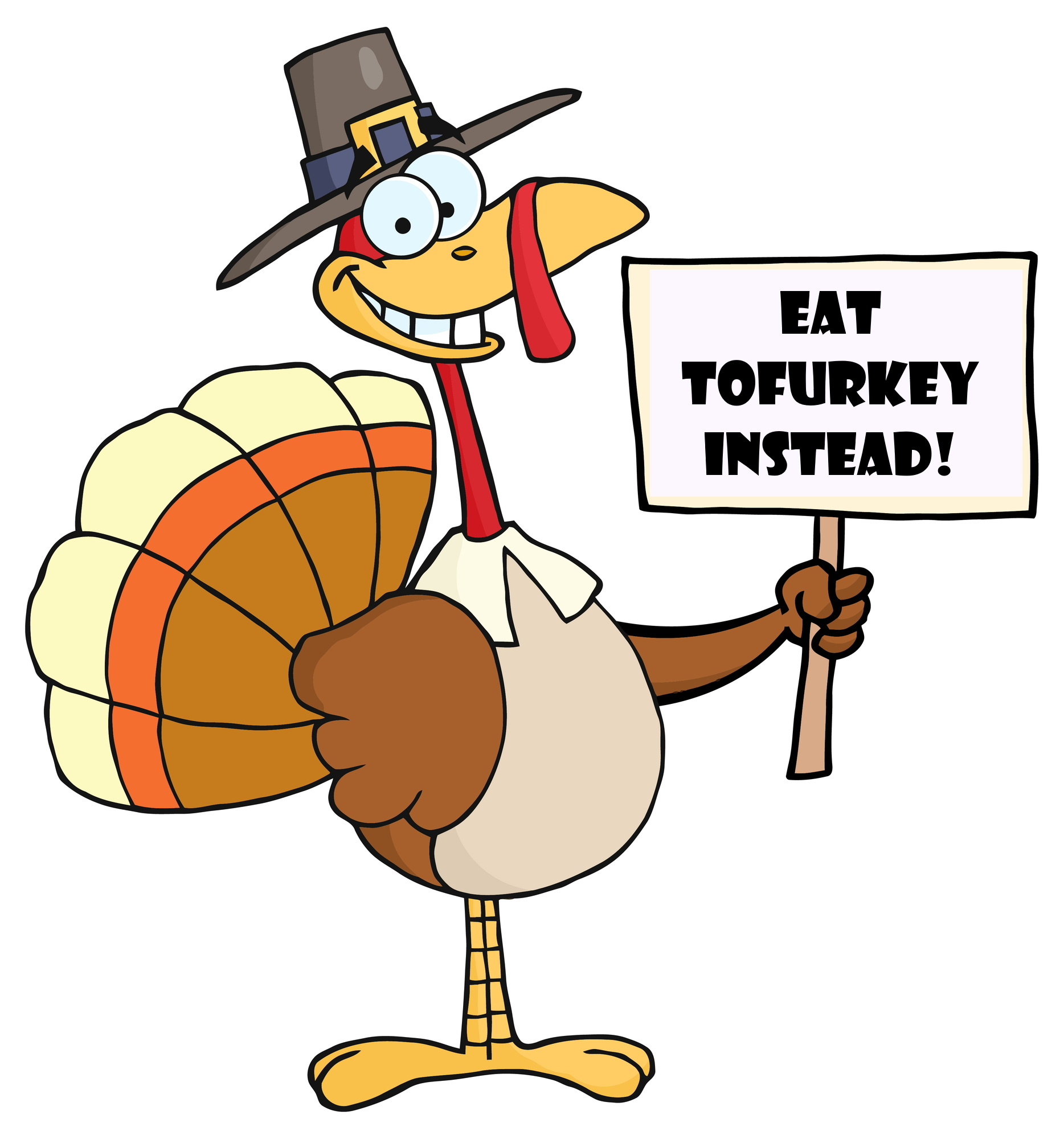 Tofurkey for Thanksgiving