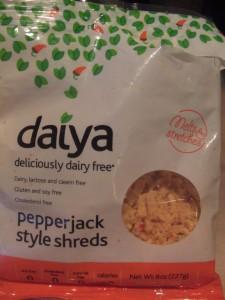 daiya pepperjack shreds