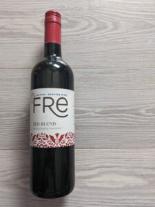 Fre non-alcoholic red wine