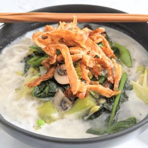 Vegan Pho Soup