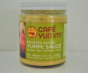 cafe Yumm sauce