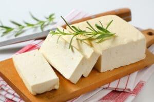 Organic firm tofu