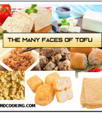 Many faces of tofu