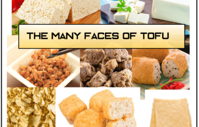 Many faces of tofu