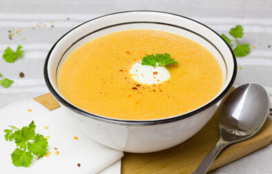 Corn Curry Soup