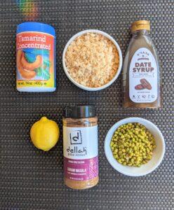 Indian salad dressing ingredients