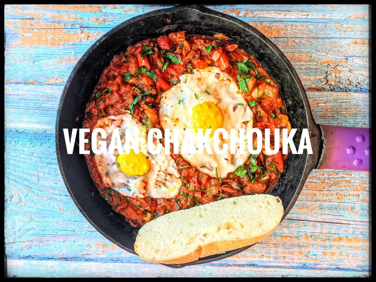 Vegan Chakchouka