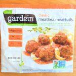Gardein's Meatless Meatballs