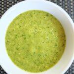 Green tomatillos sauce