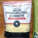 Trader Joe Vegan Parmesan cheese